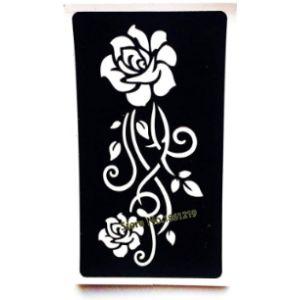 Henna Stencils Back Henna Design