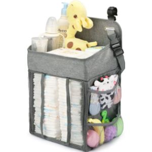 Maliton Changing Table Diaper Storage