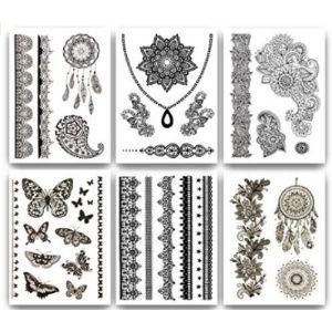 Terra Tattoos Design Simple Henna Tattoo