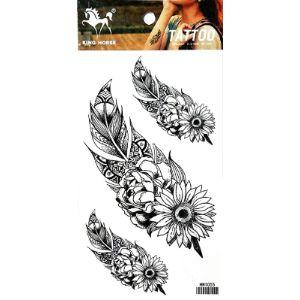 Pp Tattoo Neck Henna Tattoo