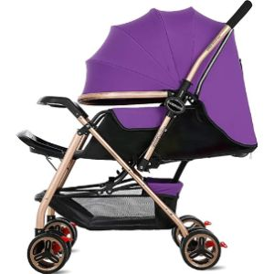 Reversible Handle Baby Stroller