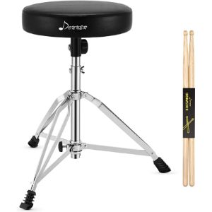 Donner Adjustable Drum Stool