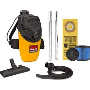 Shopvac Backpack Wet Dry Vacuum