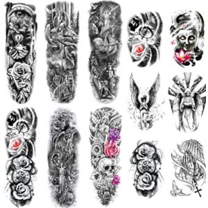 Leoars Design Angel Tattoo