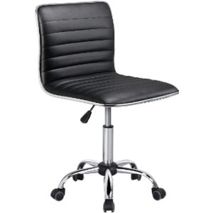 Yaheetech Rolling Task Chair