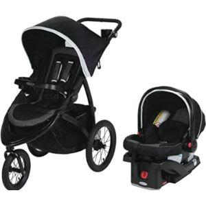 Graco Lightweight Travel System Jogging Stroller