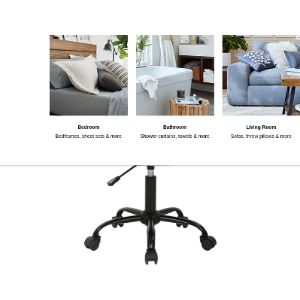 Visit The Bestoffice Store Base Rolling Chair