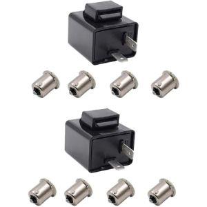 Gazechimp 8 Pin Flasher Relay