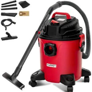 Kuppet Shop Vac Manual Wet Dry Vacuum