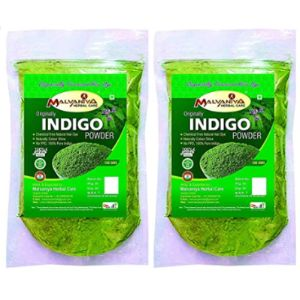 Malvaniya Herbal Care Herbal Indigo Powder