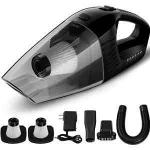 Silipower Portable Vacuum Cleaner With Hose