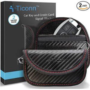 Ticonn Relay Box Car Key