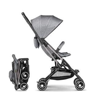 Pnygjbyec Toddler Doll Stroller