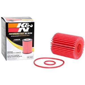 Kn Oil Filter Micron Rating