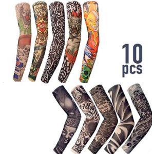 Satisfounder Elbow Tattoo Design
