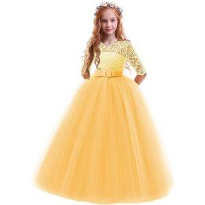 Visit The Ibtom Castle Store Flower Girl Ball Gown