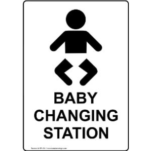 Yfull Symbol Baby Changing Station