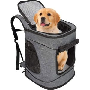 Arkmiido Backpack Pet Carrier Airline Approved
