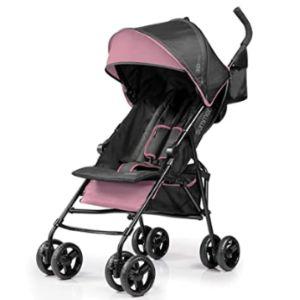 Summer Infant Pink Lightweight Stroller