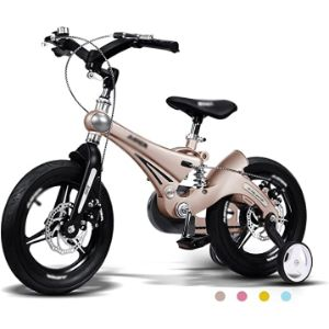 Nzchildrens Bicycles Gold Baby Stroller