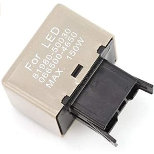 Acouto 8 Pin Flasher Relay