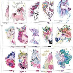 Visit The Konsait Store Unicorn Tattoo Design