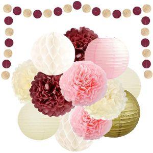 Brt Bearingshui Tissue Paper Flower Rose