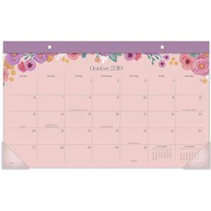 Mead Compact Desk Pad Calendar