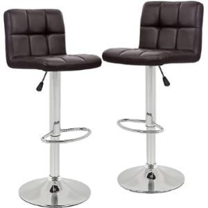 Bestoffice Bar Stool Chair Set