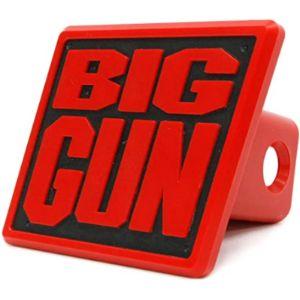 Big Gun Exhaust Gun Trailer Hitch Cover