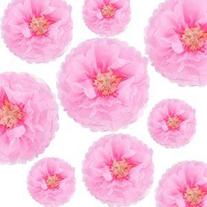 Jyukan Backdrop Tissue Paper Flower