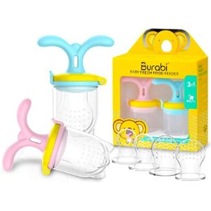 Burabi Baby Solid Food Feeder