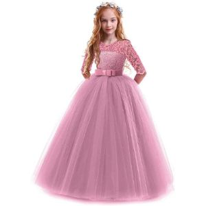Visit The Fymnsi Store Flower Girl Ball Gown