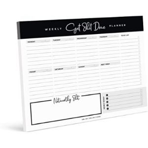 Bliss Collections Family Schedule Organizer