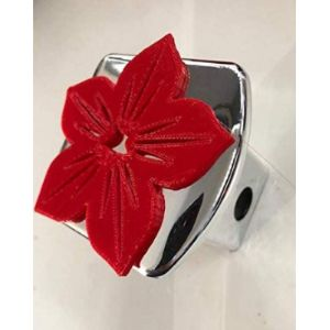 Stickysightcom Hibiscus Trailer Hitch Cover