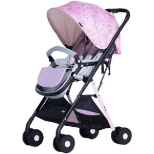 Yoyobaby Lightweight Stroller With Bassinet