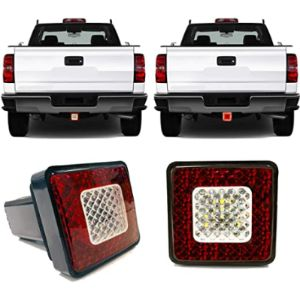 Roane Designs Led Reverse Light Trailer Hitch