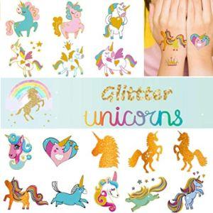 Ooopsi Unicorn Tattoo Design