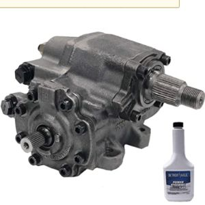 Detroit Axle Hydraulic System Steering Gear