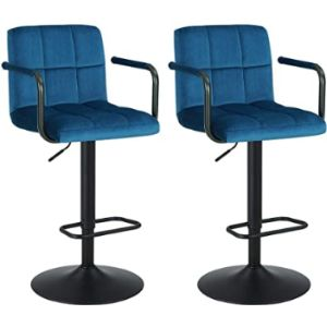 Visit The Duhome Elegant Lifestyle Store Upholstered Swivel Stool