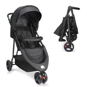 Meinkind Lightweight Travel System Jogging Stroller