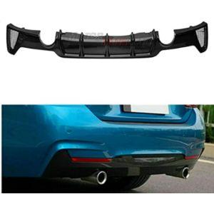 Motorfansclub Direct Replacement Type Bumper Diffuser