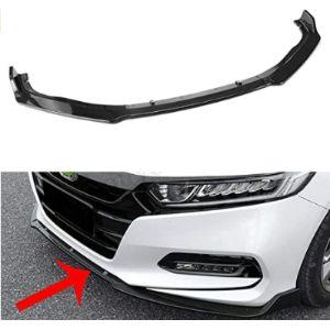 Motorfansclub Carbon Fiber Front Bumper Lip Splitter