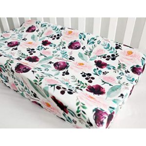 Sahaler Diaper Changing Table Cover