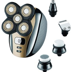 Visit The Roziapro Store Grooming Electric Razor