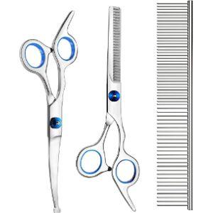 Petsvv Dog Sharpening Grooming Scissors