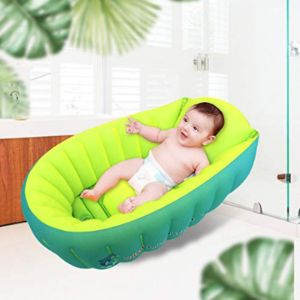 Baby Large Toddler Inflatable Bathtub