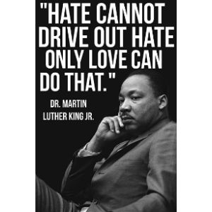 Poster Foundry Martin Luther King Famous Quote