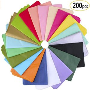 Outlee Lantern Craft Tissue Paper