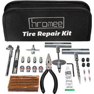 Hromee Emergency Motorcycle Tire Repair Kit